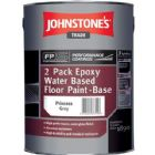 Johnstone's 2 Pk Epoxy Water-based Floor Paint Colours 5L